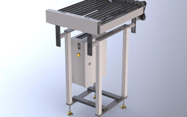 Brush Roller Conveyor